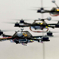 Swarm of Robots