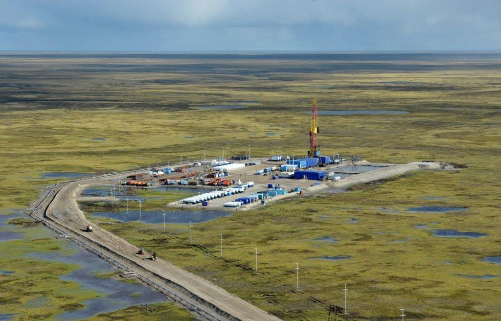 Новопортовскоe нефтегазоконденсатноe месторождениe